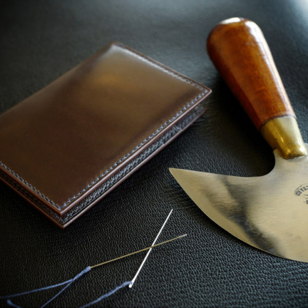 It's On Sale: Italian Shell Cordovan Wallets