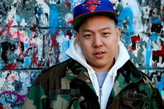 Restaurateur and writer Eddie Huang talks about Sneakers