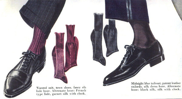 Oxfords for Suits; Derbies for Sport Coats