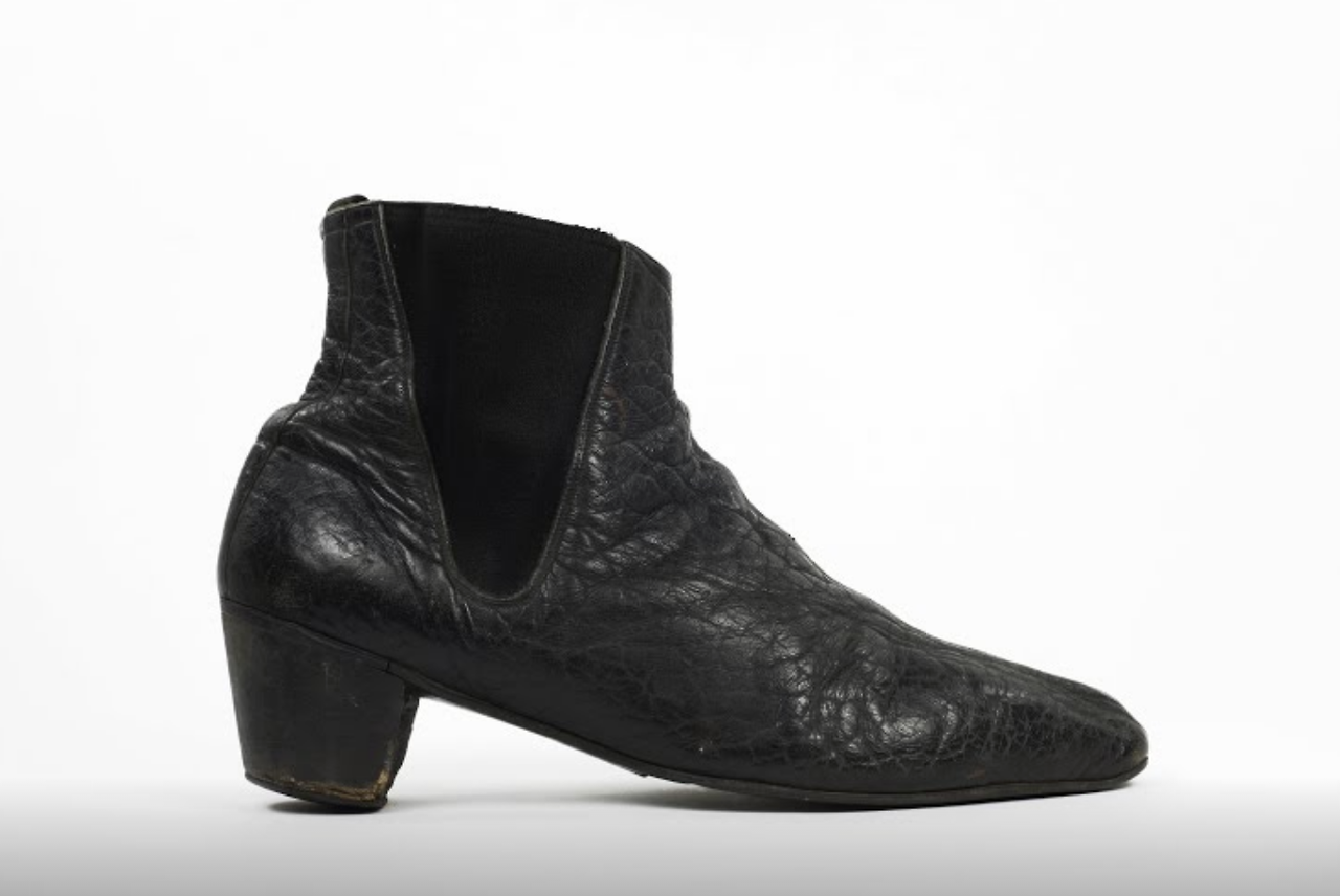The Curious History of Men in Heels