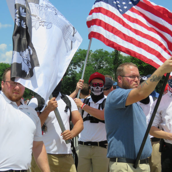 White Nationalism, White Polos