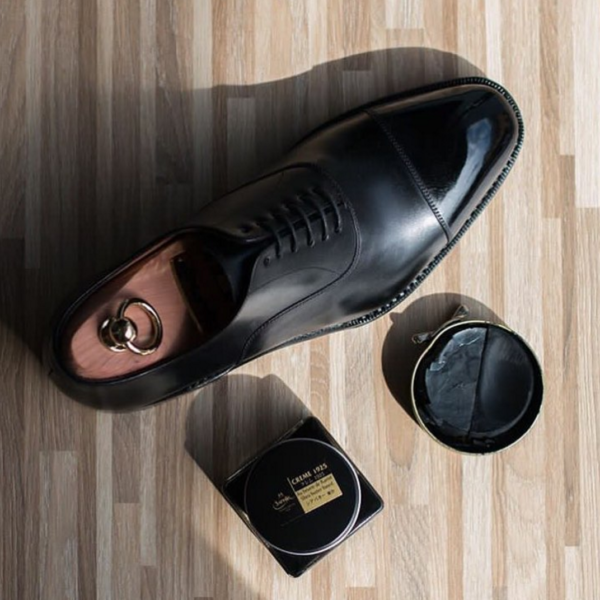 benefits of shoe polish
