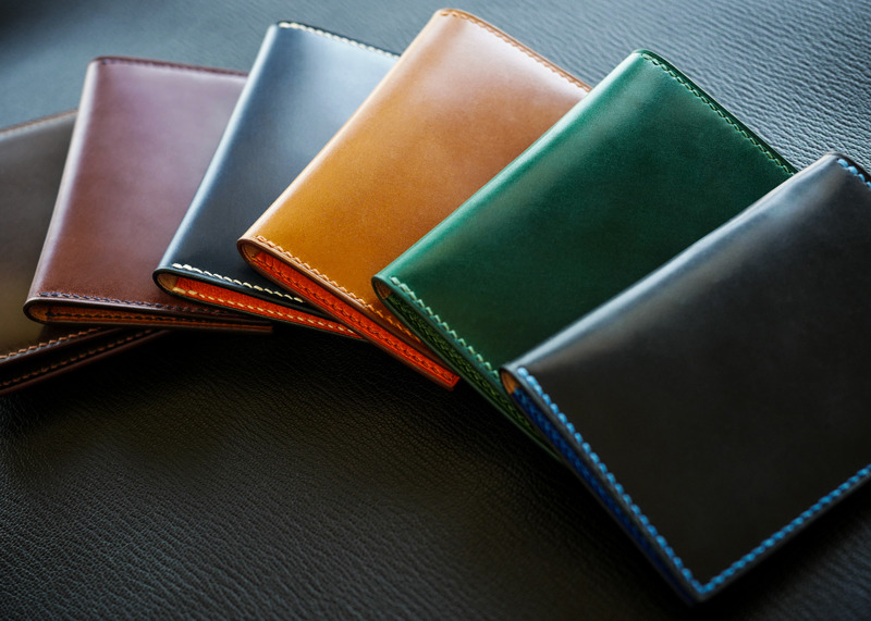 It's On Sale: Shell Cordovan Wallets