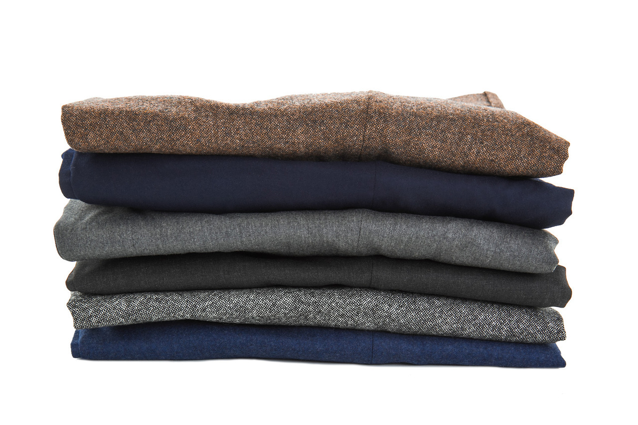 A Guide to Fall and Winter Trousers