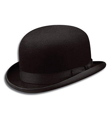 Q and Answer: Bowler Hats