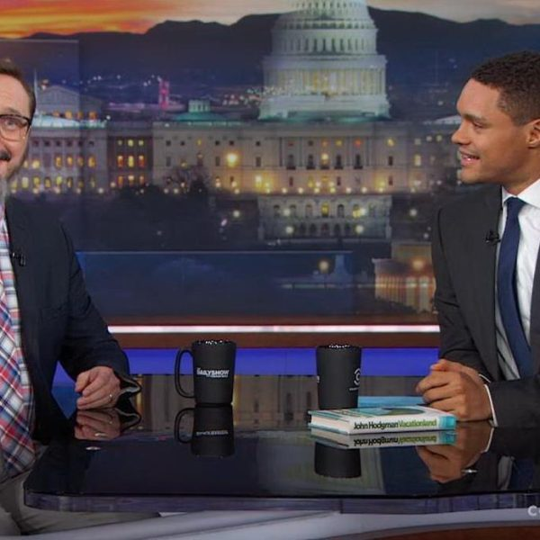 John Hodgman on Why He Grew a Beard