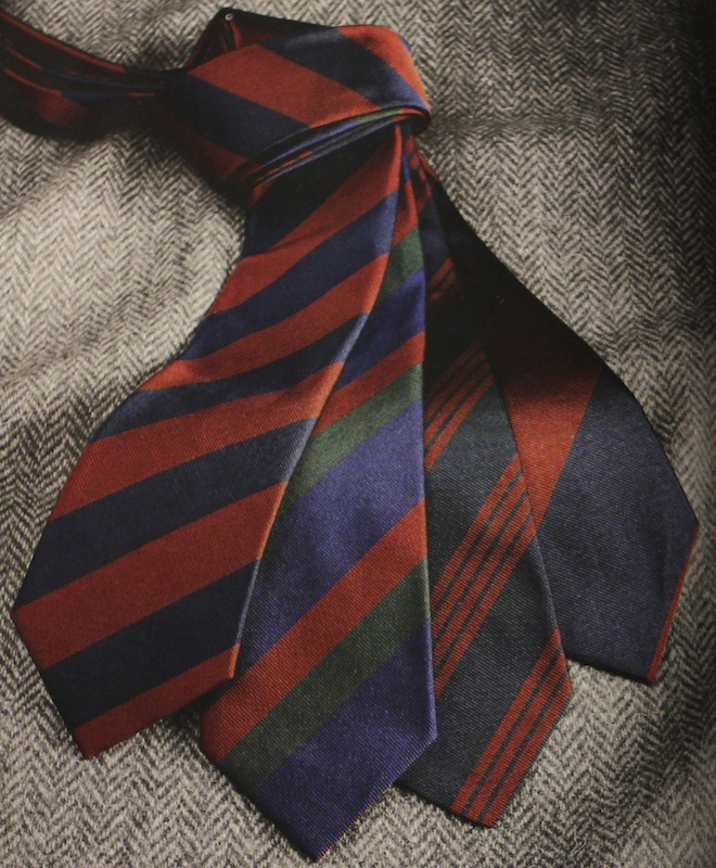 The Secret to Building a Tie Collection For Less Money