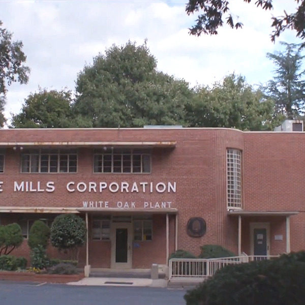 More News About Cone Mills' Closure