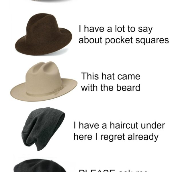 What Your Choice of Fall Winter Hat Says About You