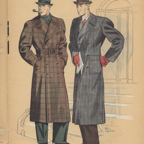 Bayard in the 1930s: Outerwear