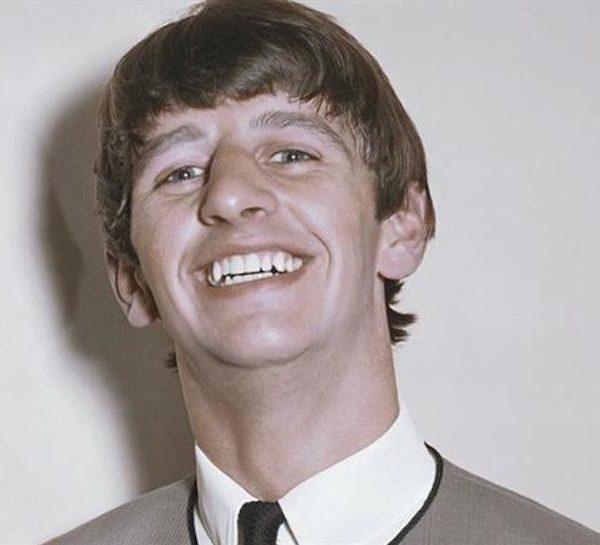 Ringo Loves His Suit