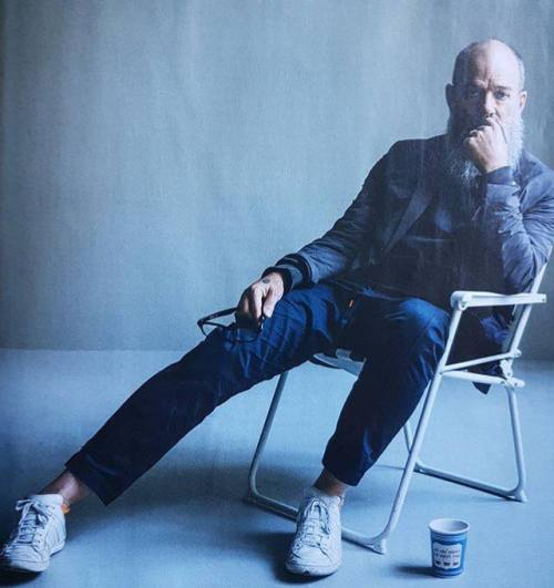 Feeling Pretty Psyched: The Style of Michael Stipe
