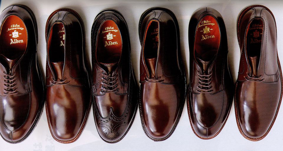 Shell Cordovan for Winter – Put This On