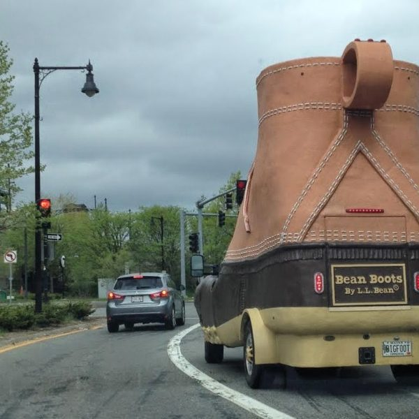 L.L. Bean Area Man Dissatisfied