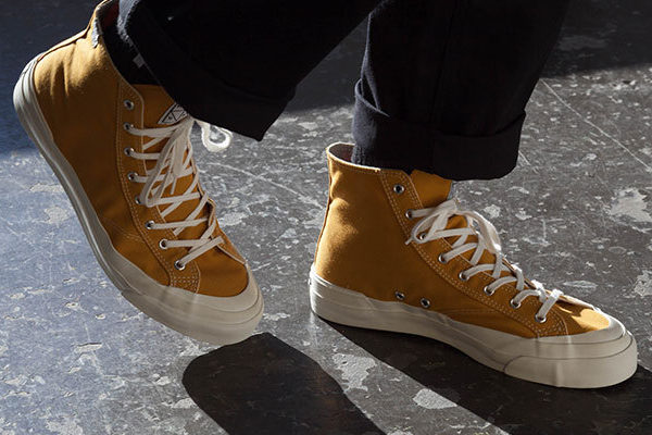 It's on Sale: Moon-Star-made Sneakers from Huf