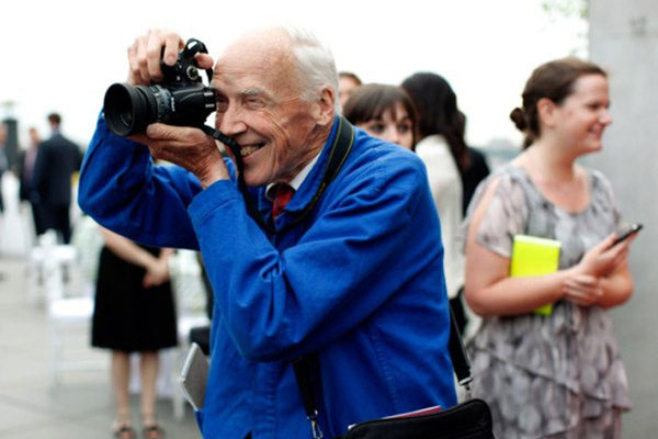 Bill Cunningham Left Behind a Secret Memoir