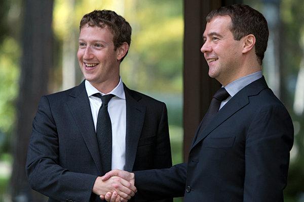 Mark Zuckerberg's Slightly Annoying Habit