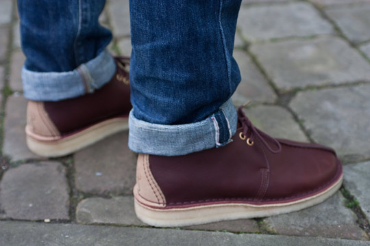 Quiet Soles Clarks And Crepe Soled Shoes Put This On
