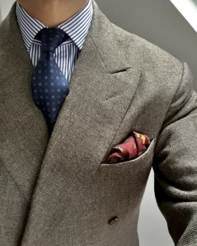 The Best Way To Fold A Pocket Square Put This On