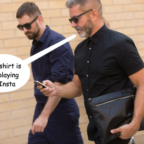 Dressed by the Internet: Social Media Influence and Men's Clothing