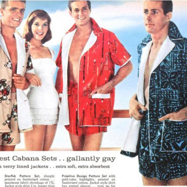 Atomic Swimwear: Cabana Sets