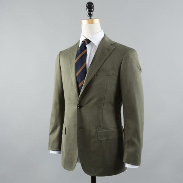 Summer Favorites: Olive Sack Suits