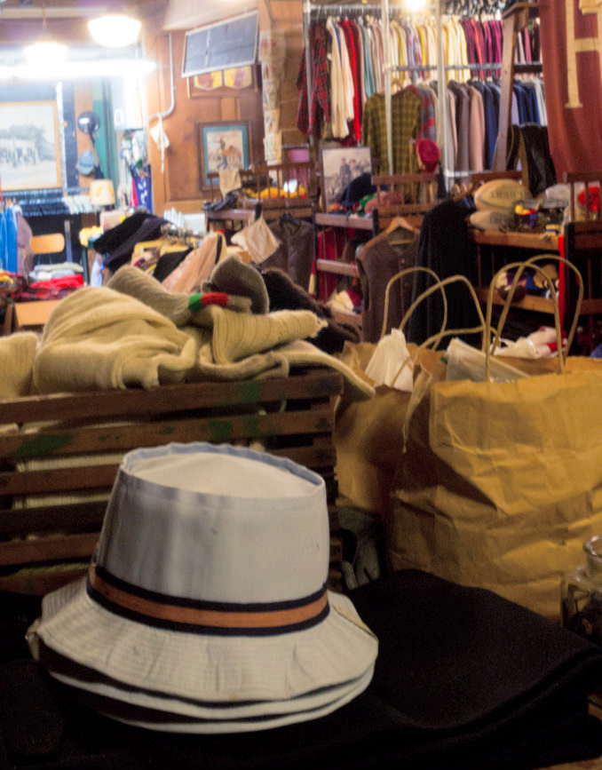 Bobby From Boston's Warehouse: Vintage Menswear Heaven