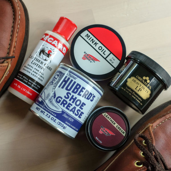 Take Me in and Dry the Rain: Weather-proofing Your Leather Shoes