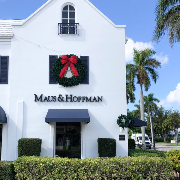 Loafers Only: A Visit to Florida's Maus and Hoffman