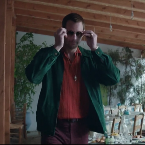 Inspiration: Alexander Skarsgård's Shirts in The Little Drummer Girl