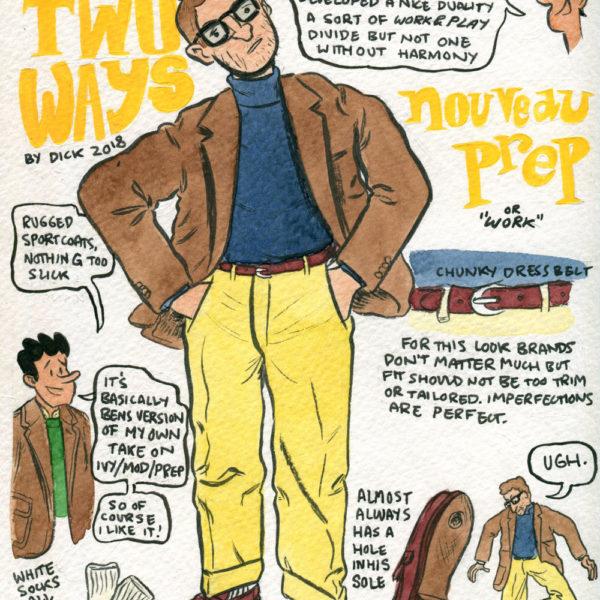 Style & Fashion Drawings