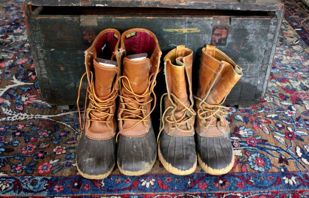 It's On Sale: LL Bean Duck Boots – Put