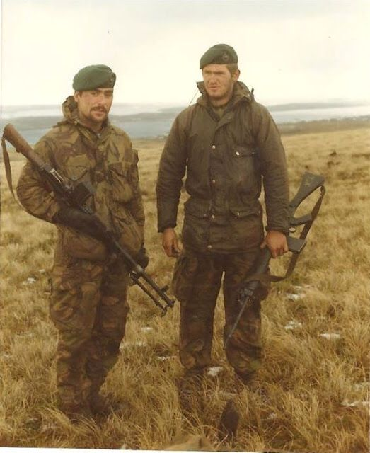 Barbours in the Falklands – Put This On
