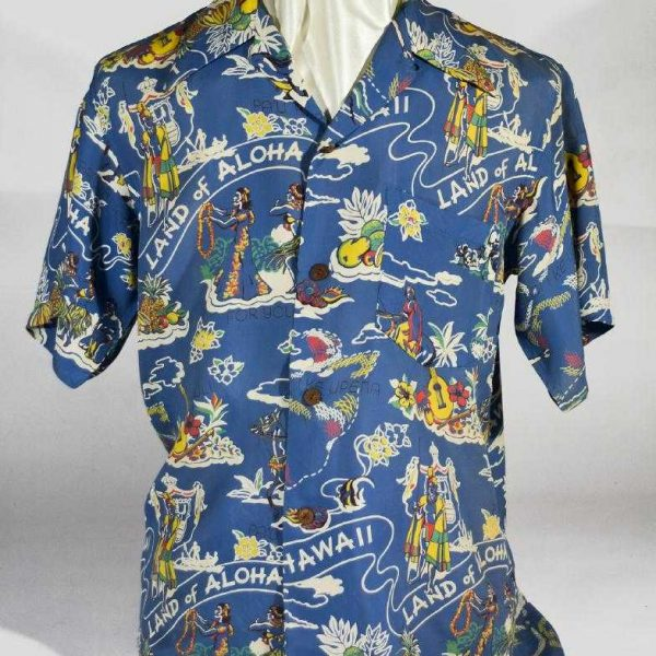 Bid on President JFK's Aloha Shirt