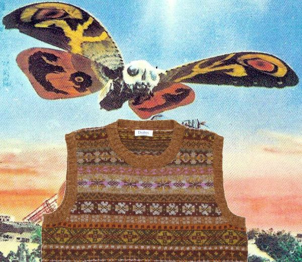 I'd Like to Try to Fumigate This Here Sweater: Dealing with Moths, without Pesticides