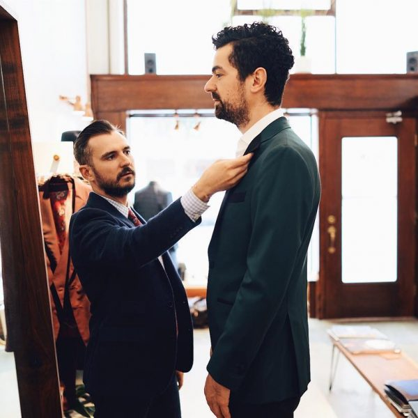 A Bespoke Tailor Explains How Trousers Should Fit