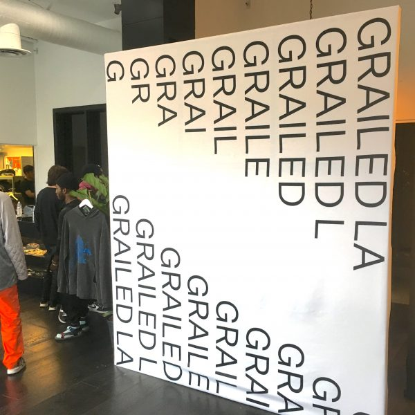 Store Visit: Grailed LA Pop-Up