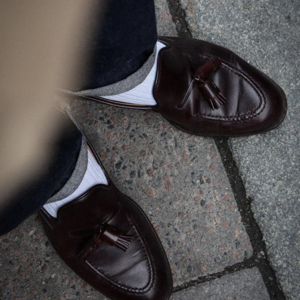 The Unlikely Return of White Socks