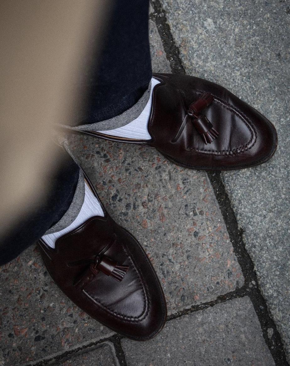 The Unlikely Return of White Socks