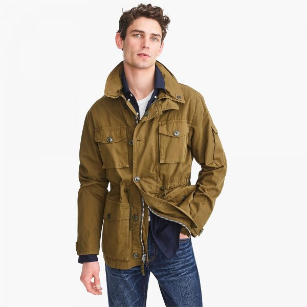 J. Crew Is Still A Solid Value, Especially This Jacket