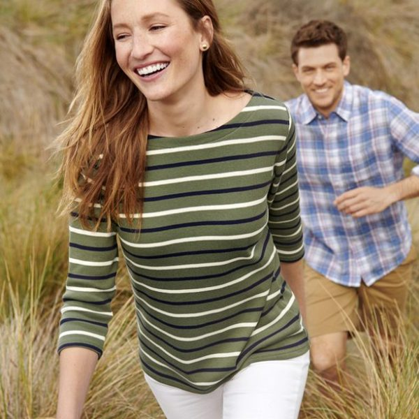 Why Do LL Bean Ads Always Look Like They're Advertising Medicine That May Cause Death?
