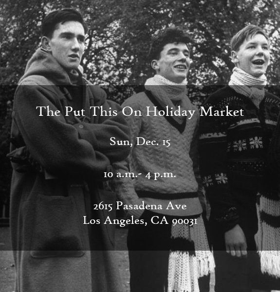 Don't Miss Out: The Put This On Holiday Market