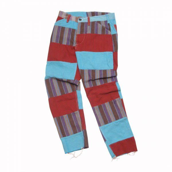 The Art of  Wearing Wild Pants