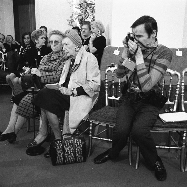 Now Playing: New Documentary The Times of Bill Cunningham