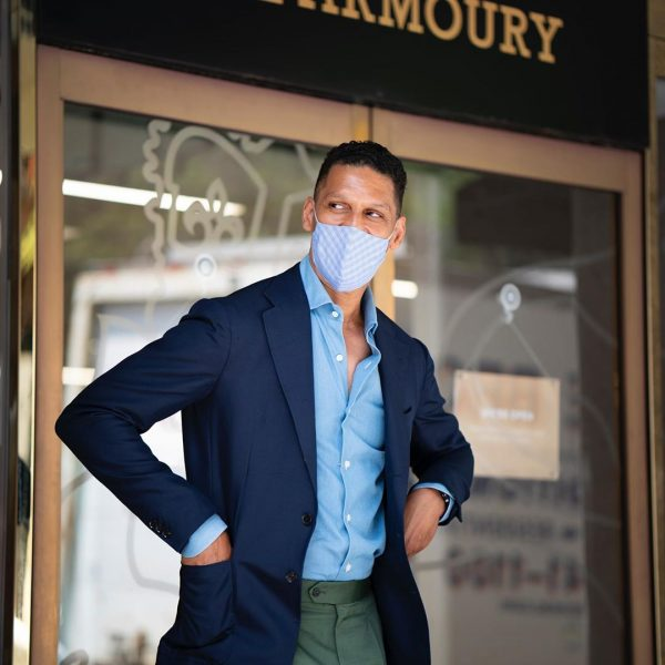 Really Dressin': The Men Who Are Still Buying Tailored Clothing