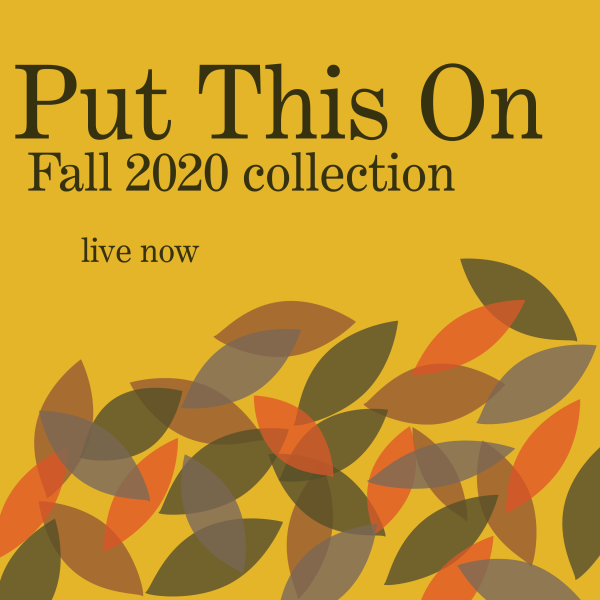 The PTO Shop Fall 2020 Collection: Live Now