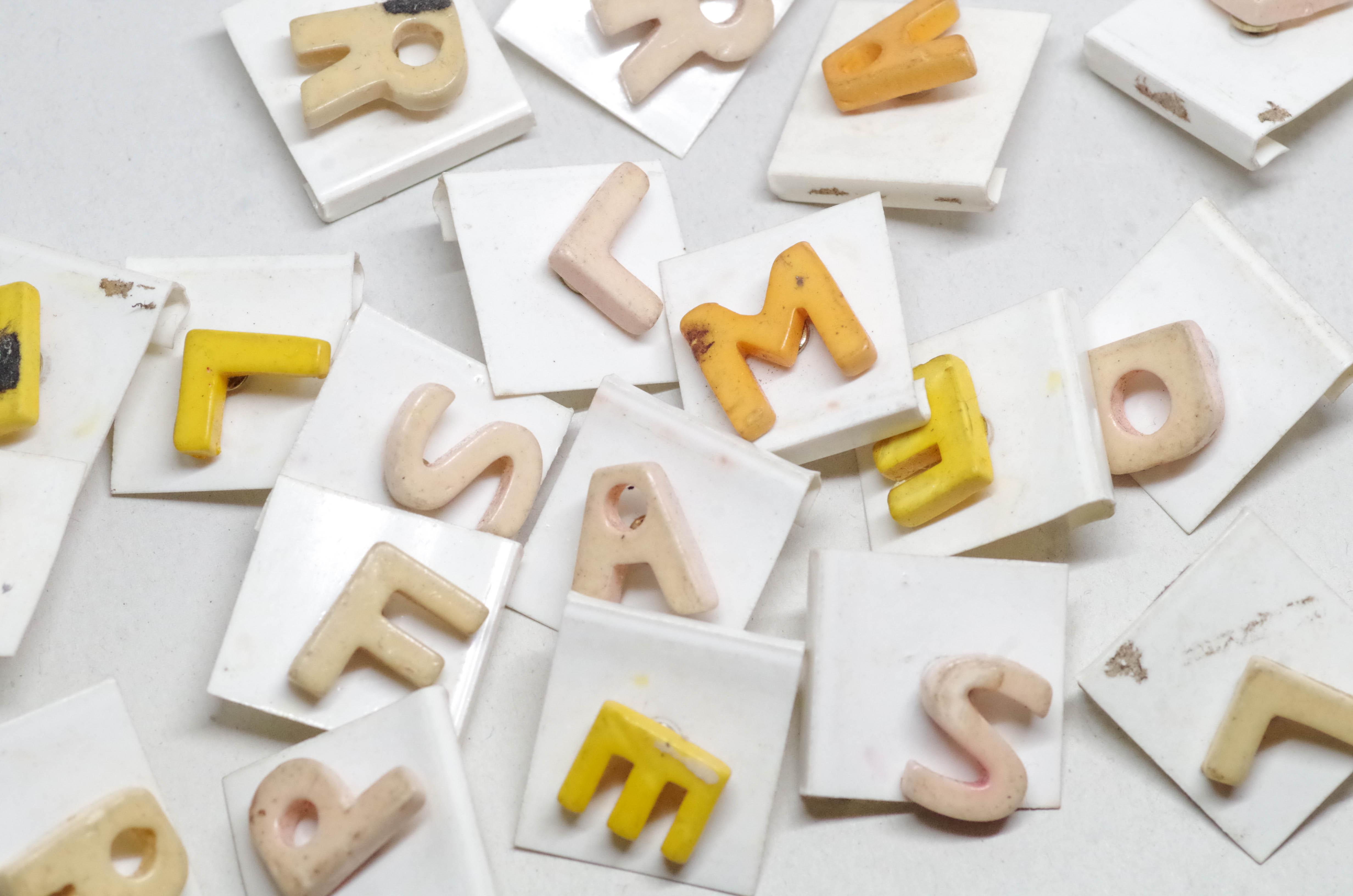 The PTO Shop Fall Collection: Monograms