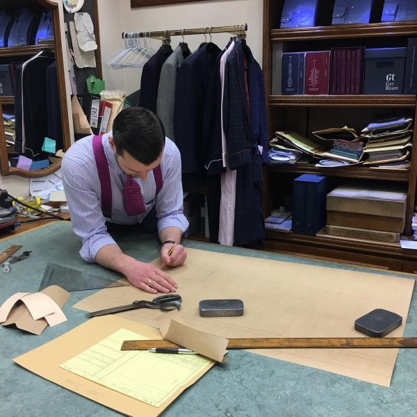 A Bespoke Shirtmaker On How A Shirt Should Fit