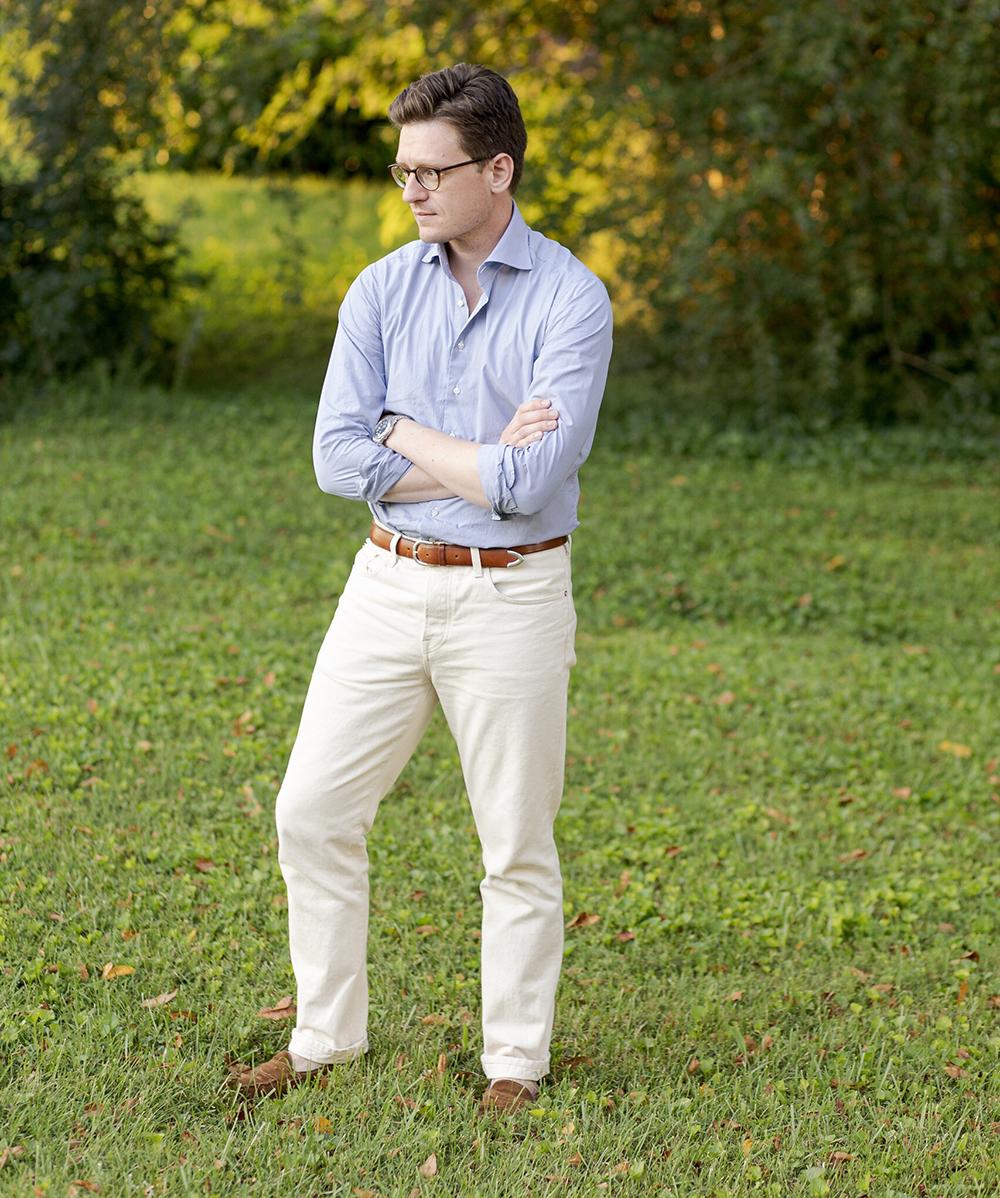 Sid Mashburn Perfected the Five-Pocket Pant