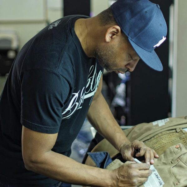 Maurice Malone's Denim Alterations Shop
